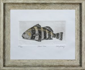 Cathey December - Cathey December Limited Edition Etchings