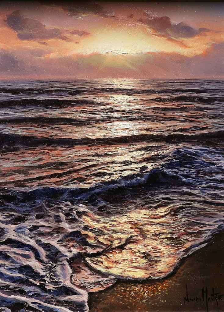 navarro seascape painting