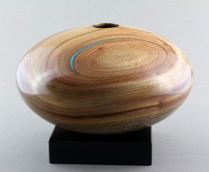 Mark Wood - hand turned wood
