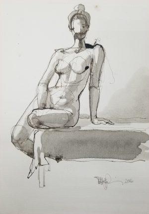 Melissa Hefferlin - Figure Study - Lola