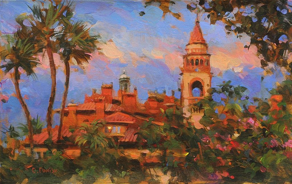 dmitri danish original painting