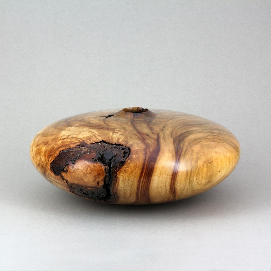 Large Camphor Hollow Form