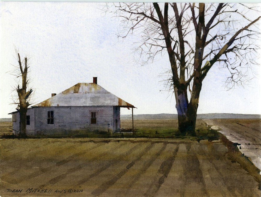 Dean Mitchell Mississippi Farm House