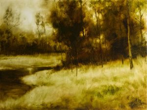 Matthew Cutter - Monochrome Riverbend