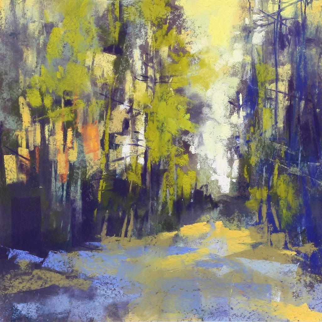 Lyn Asselta Original Pastel painting