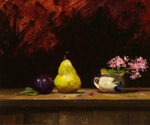 Matthew Cutter - Pear, Plum & Creamer