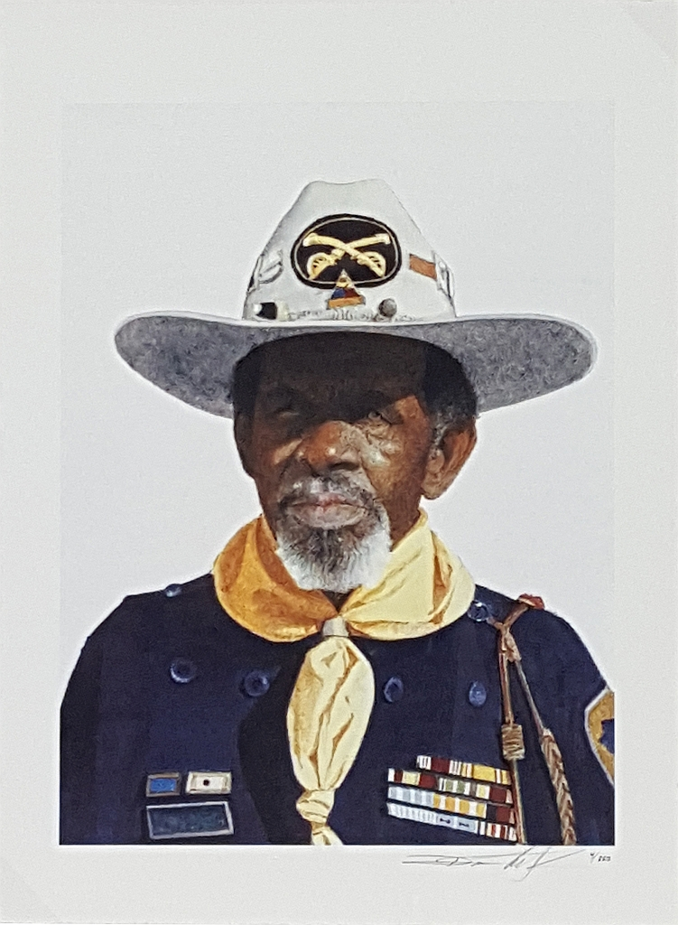 RT. Williams Buffalo Soldier
