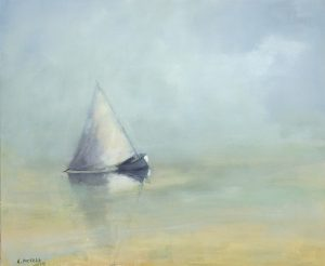 Anne Packard - Sailing