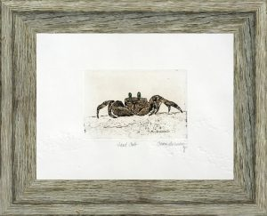 Cathey December - Sand Crab