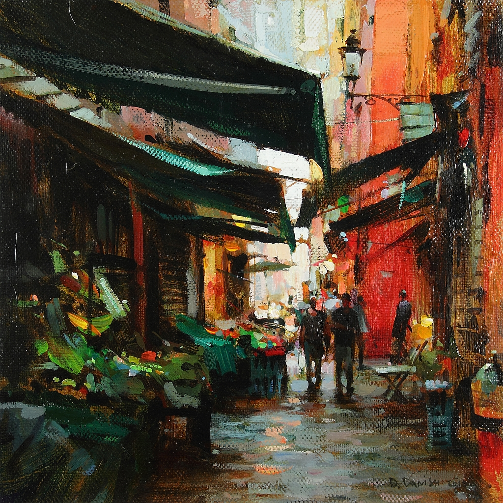 dmitri danish original painting