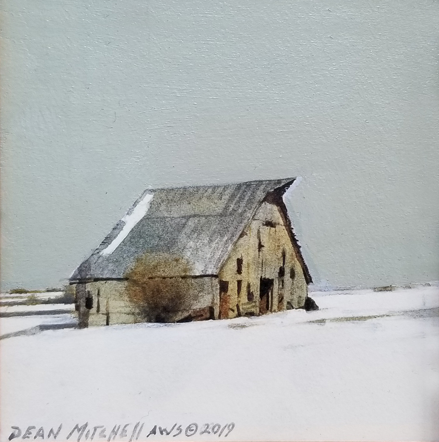 dean mitchell original painting