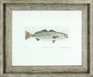 Cathey December - Speckled Trout