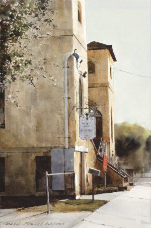 Dean Mitchell - dean mitchell original painting