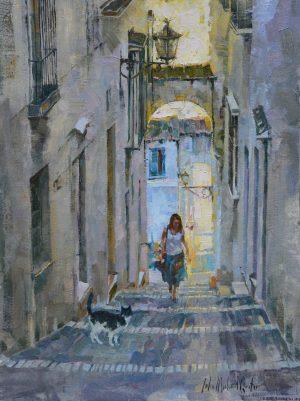 John Michael Carter - john michael carter original painting for sale