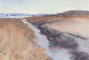Matthew Cutter - Matthew Cutter Original Painting