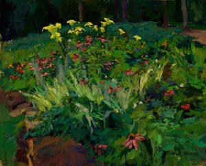 Timur Akhriev - Summer Flowers