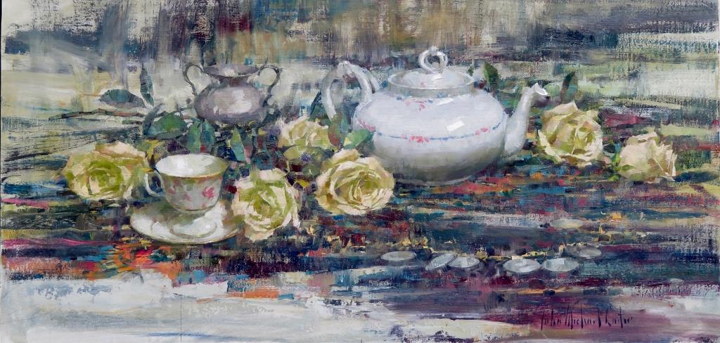john michael carter original painting for sale