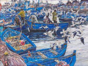 Daud Akhriev - The Port