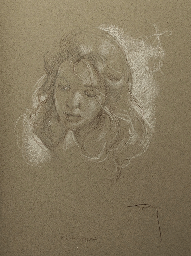 Royo, Jose Royo, Royo Art, Royo Paintings, Royo Prints, Royo Limited editions, Royo serigraph on panel