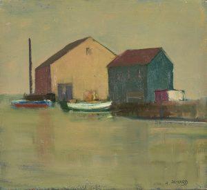 Anne Packard - Wharf