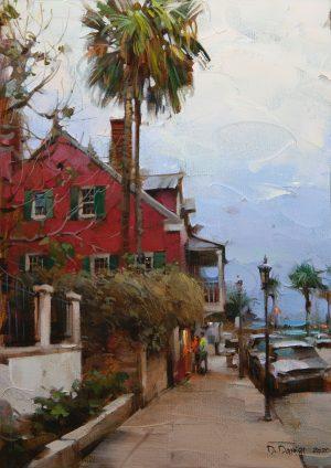 Dmitri Danish - November in St. Augustine