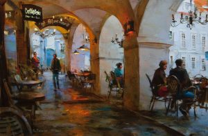 Dmitri Danish - Coffee Time