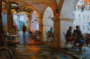 Dmitri Danish - Coffee Time