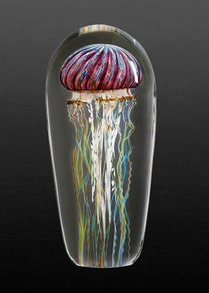 Richard Satava - Purple Ribbed Jellyfish