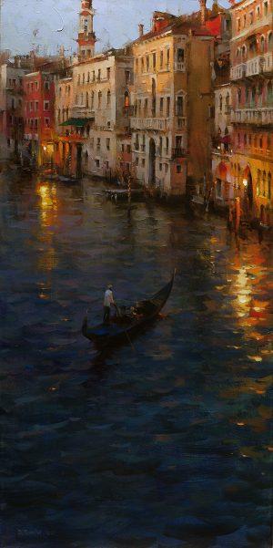 Dmitri Danish - Venice, Sunset