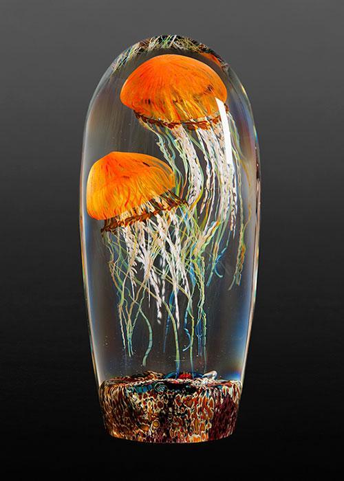 Double Pacific Coast Jellyfish