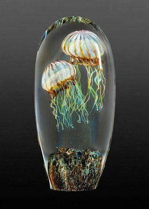 Richard Satava - Double Passion Moon Jellyfish