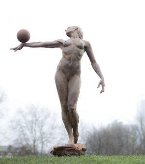 Paige Bradley - Balance (Life Size)