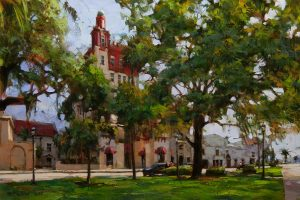 Dmitri Danish - Cathedral Place, St. Augustine