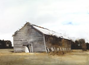Dean Mitchell - Gadsden County Farm's Barn