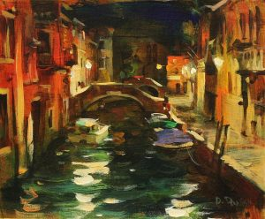 Dmitri Danish - Late Night