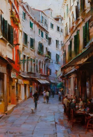 Dmitri Danish - dmitri danish original painting