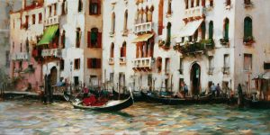Dmitri Danish - Sunny Venice