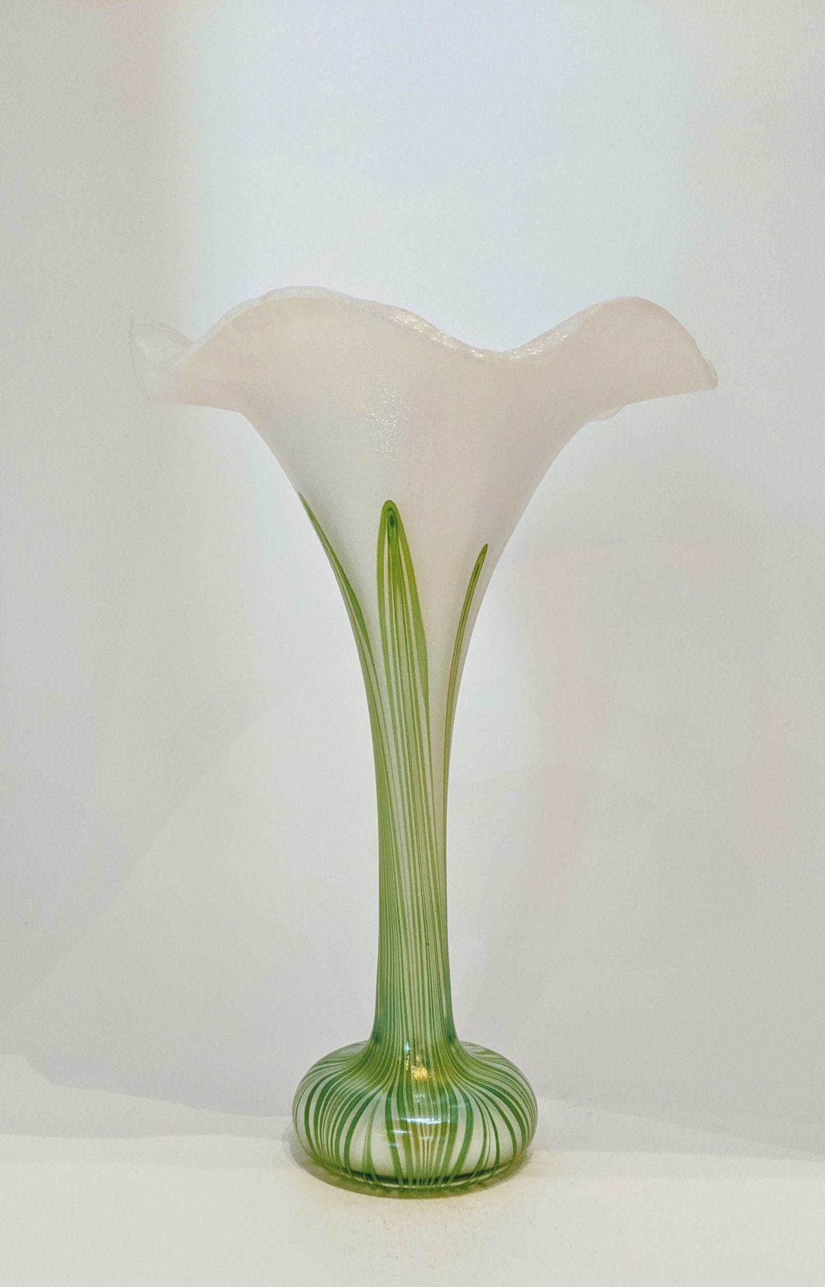 Trumpet Flower Form
