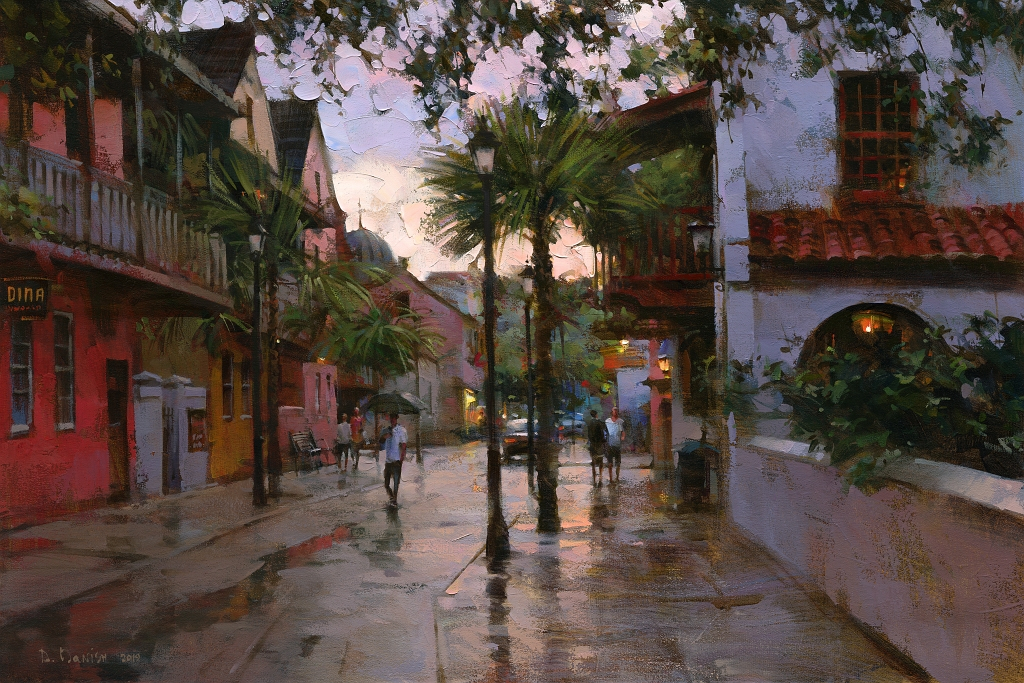 dmitri danish limited edition giclee