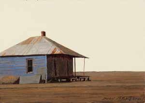 Dean Mitchell - Mississippi Farm House