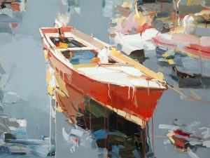 Josef Kote - Radiant Red