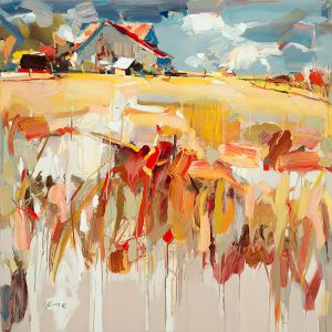 Josef Kote - The Old Barn