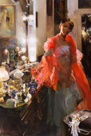 M. & I. Garmash - M. & I. Garmash Original Oil Painting