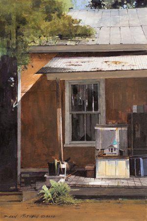 Dean Mitchell - St. Augustine Porch