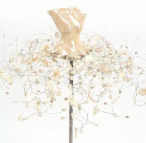 Estella Fransbergen - Mother of Pearl over Clay Torso
