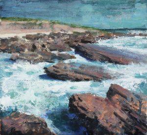 Matthew Cutter - Ocean Surge