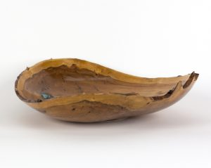 Mark Wood - Cherry Natural Edge Bowl