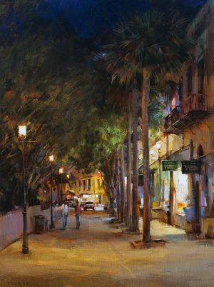 Dmitri Danish - The Night is Young, St. Augustine