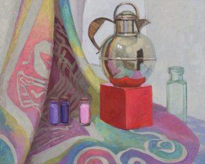 Melissa Hefferlin - The Silver Teapot