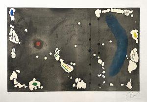 Joan Miro - Archipel Sauvage I